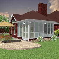 Sunrooms Patio Enclosures Why Build Composite Sunrooms