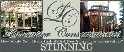 Image-How would your home lokk w/ New Conservatory-Stunning,Logo