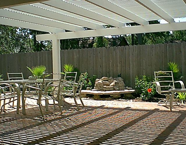 Arbor-Patio Cover,Texas Pergola