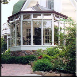 Solid Mahogany Conservatories