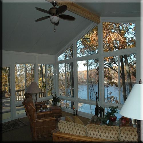 Sunroom Interior-Leisure Room Furniture
